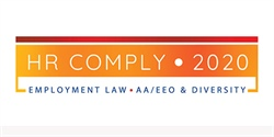 ASE presents HR Comply – a 2-day virtual event covering employment law in the COVID era, AA, EEO, and Diversity