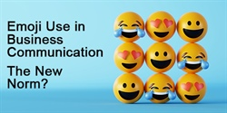 Emoji Use in Business Communication – The New Norm?
